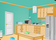 Cutaway Kitchen Escape