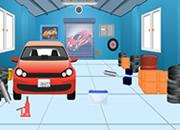 逃出小紅車車庫