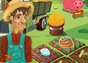 蔬菜农夫的小农场