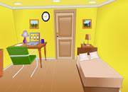 逃出黄色卧室