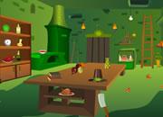 逃出绿色魔法厨房