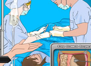 Operate Now: Appendix Surgery