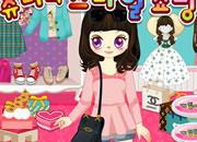 Judy shopping 2