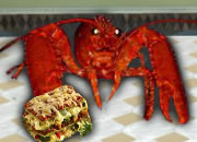 Escape of Lasagna Lobster