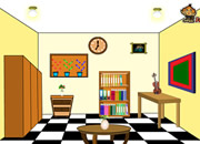 Cartoon Room Escape