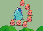 Gigi历险记-Gigi是一个胖呼呼的怪物,它带着一群小怪闯..