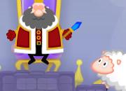 罗拉国王宝座让给羊!