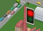 城市交通红绿灯