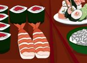 寿司店清理