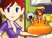 莎拉的宠物蛋糕