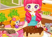 Judy's sweet cake
