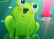 幸福的青蛙