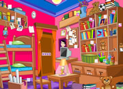 Escape from Colorful Books Room