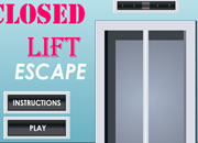 New Closed Lift Room Escape