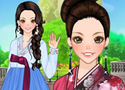 Oriental Beauty Anime