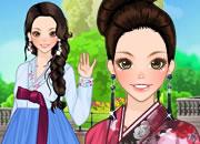 东方美人-东方美人,有韩国日本和中国东南亚的服装特..