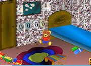 逃出小熊的玩具屋