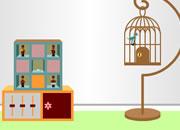 逃出鸟笼房间