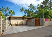 逃离热带小岛别墅