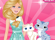 Barbie's New Kittens