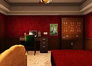 G系列:红色大宅2-G系列的精品新作,你困在了漂亮红色豪华大宅..