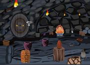 逃出惊心洞穴