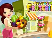 格雷西经营水果店