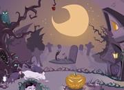 达西的故事:万圣节