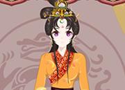 可爱的唐朝公主
