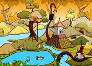 逃离童话树屋