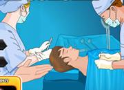 外科医生耳朵手术
