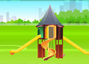 逃离儿童乐园