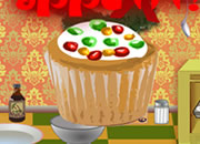 教你做圣诞杯型小蛋糕