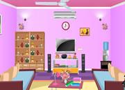 逃出可爱粉色房间