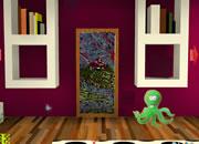 绿章鱼的逃生