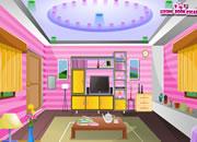 逃出粉色客厅