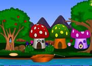 逃出蘑菇村庄