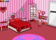 逃出情侣卧室