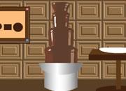 逃出巧克力喷泉房间
