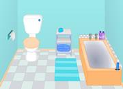 逃出清新小浴室