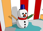 逃出雪人禁室