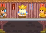 兵王养成:保护你的国王!-你要操控国王身边的士兵,转为不同的职能,..