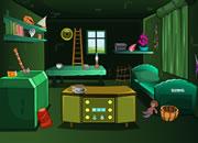 逃出绿色暗室