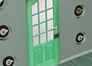 逃出迷你绿房子