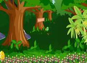 复活节之旅森林逃脱