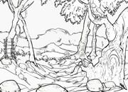 逃出黑白丛林1