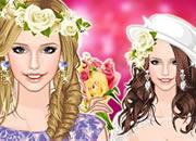春季婚礼新娘