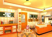 逃出糖果厨房:脐橙
