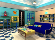 Cand Rooms:Azure Pop