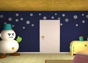 逃出雪人房间